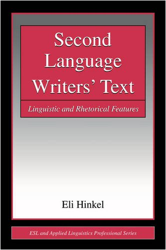 Second Language Writers' Text 9780805840339