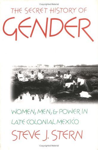 Secret History of Gender: Women, Men, and Power in Late Colonial Mexico 9780807822173