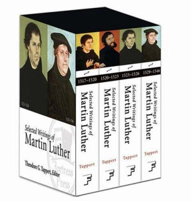 Selected Writings of Martin Luther 9780800662264