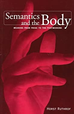 Semantics & Body Meaning F -OS 9780802079930