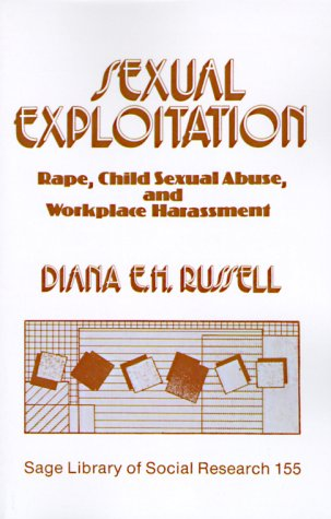 Sexual Exploitation: Rape, Child Sexual Abuse, and Workplace Harassment 9780803923553
