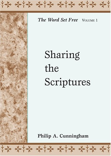 Sharing the Scriptures 9780809140947