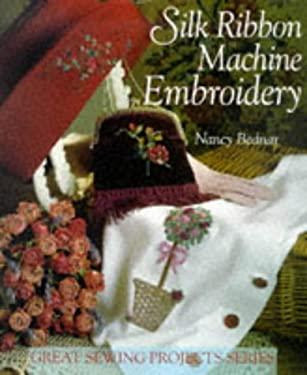 Silk Ribbon Machine Embroidery 9780806994932
