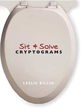 Sit & Solve Cryptograms 9780806988658