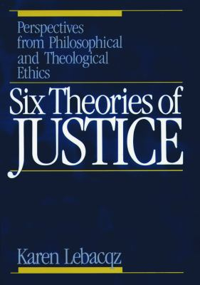 Six Theories of Justice 9780806622453