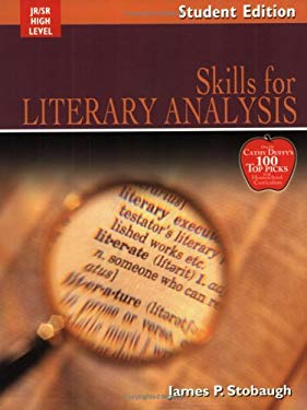 a literary analysis of how to make a better student The first task is to get the student to want to read literature  it is crucial for them  to see how one arrives at the interpretation and lives through that process  true  enough, but a factory inspector's report might do even better.