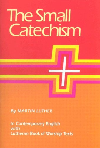 Small Catechism LBW 9780806610764
