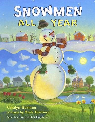 Snowmen All Year 9780803733831