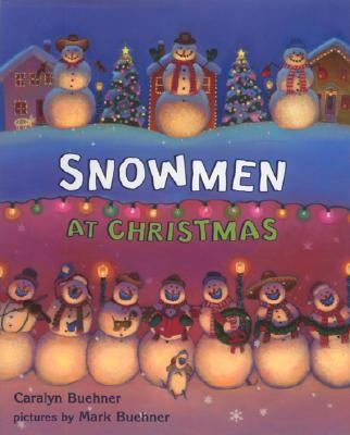 Snowmen at Christmas 9780803729957