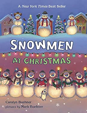 Snowmen at Christmas 9780803735514