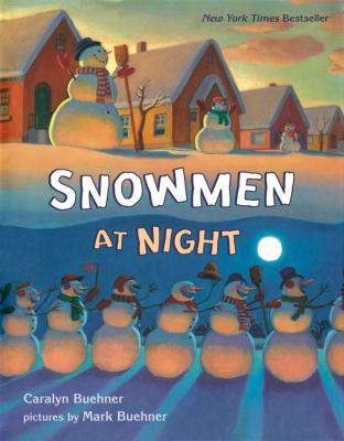 Snowmen at Night 9780803725508