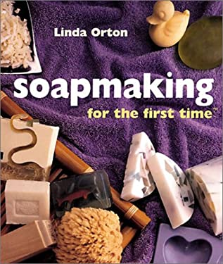 Soapmaking for the First Time 9780806966373