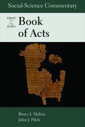 Social-Science Commentary on the Book of Acts 3198752