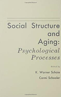 Social Structure and Aging Pod 9780805800937