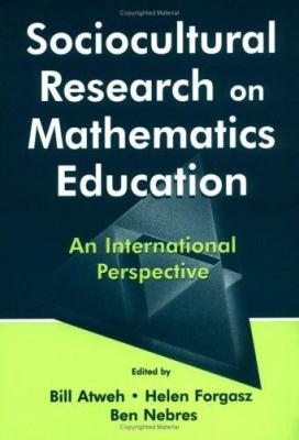 Sociocultural Research Math. PR 9780805837261