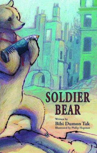 Soldier Bear 9780802853752