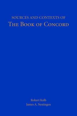 Sources Contexts Book Concord
