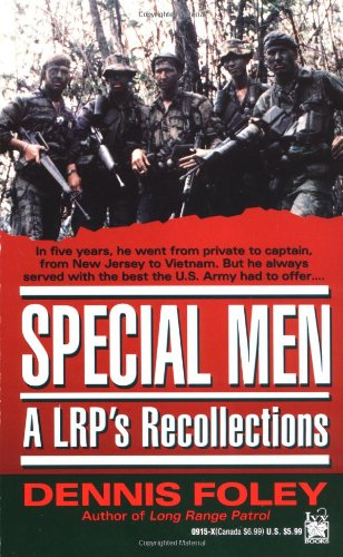 Special Men: An Lrp's Recollections 9780804109154
