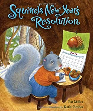 Squirrel's New Year's Resolution 9780807575918