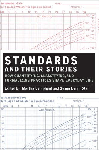 Standards and Their Stories: How Quantifying, Classifying, and Formalizing Practices Shape Everyday Life 9780801447174