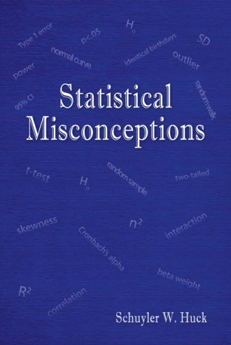 Statistical Misconceptions 9780805859041