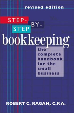 Step-By-Step Bookkeeping 9780806986906