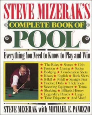 Steve Mizerak's Complete Book of Pool 9780809242559