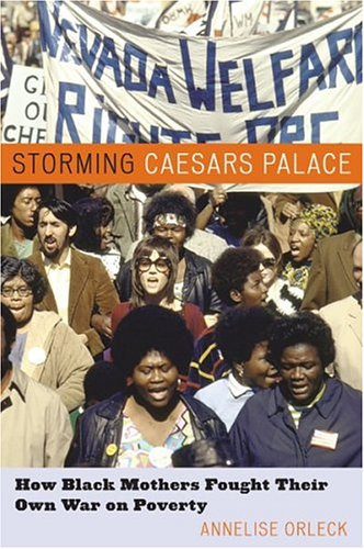 Storming Caesar's Palace: How Black Mothers Fought Their Own War on Poverty 9780807050323