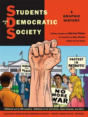Students for a Democratic Society: A Graphic History 9780809089390