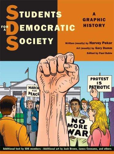 Students for a Democratic Society: A Graphic History 9780809095391