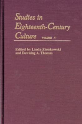 Studies in Eighteenth-Century Culture 9780801887956