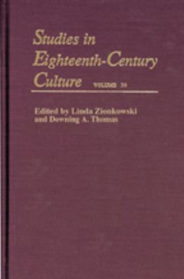 Studies in Eighteenth-Century Culture 9780801892974