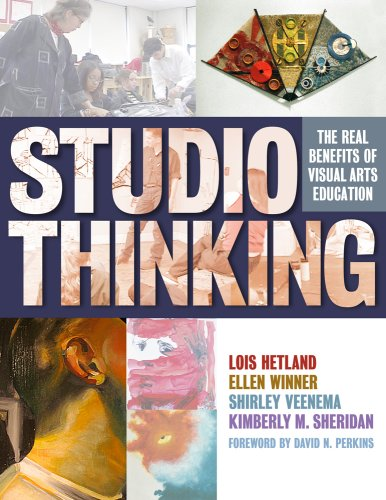 Studio Thinking: The Real Benefits of Visual Arts Education 9780807748183