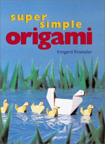 Super Simple Origami 9780806965253