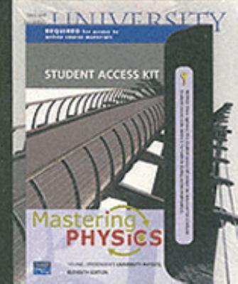 Supplement: University Physics Volume 2 with Mastering Physics - University Physics with Modern Phys 9780805387667