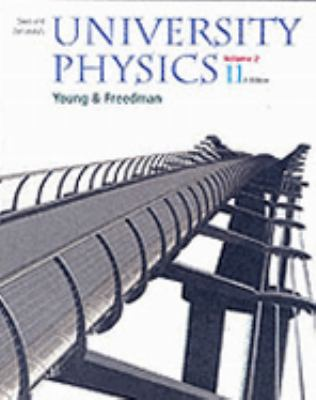 Supplement: University Physics Volume 2 (Chapters 21-37) - University Physics with Modern Physics Wi 9780805391879