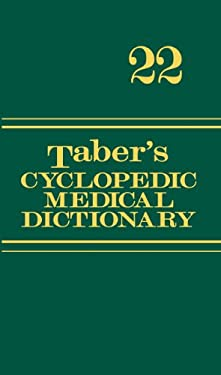 TABERS DICTIONARY THUMB INDEX 22 9780803629776