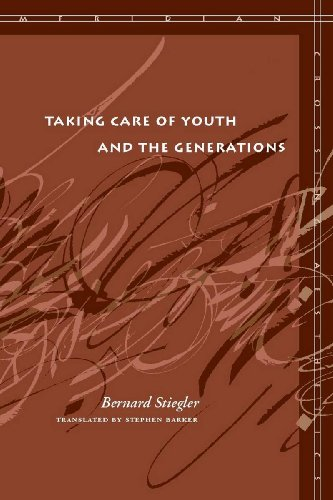 Taking Care of Youth and the Generations 9780804762731