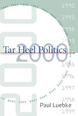 Tar Heel Politics 2000 9780807824528