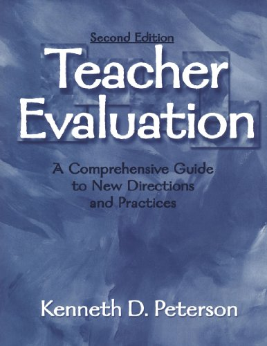 Teacher Evaluation: A Comprehensive Guide to New Directions and Practices 9780803968837