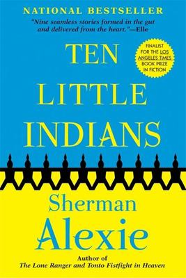 Ten Little Indians 9780802141170