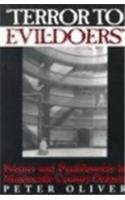 'Terror to Evil-Doers': Prisons and Punishments in Nineteenth-Century Ontario 9780802081667