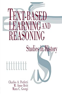 Text-Based Learning PR 9780805819779