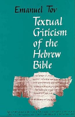 Textual Criticism Hebrew Bible 9780800626877