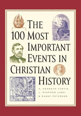 The 100 Most Important Events in Christian History 9780800756444