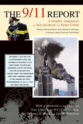 The 9/11 Report: A Graphic Adaptation 9780809057382
