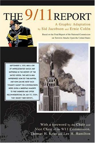 The 9/11 Report: A Graphic Adaptation 9780809057399