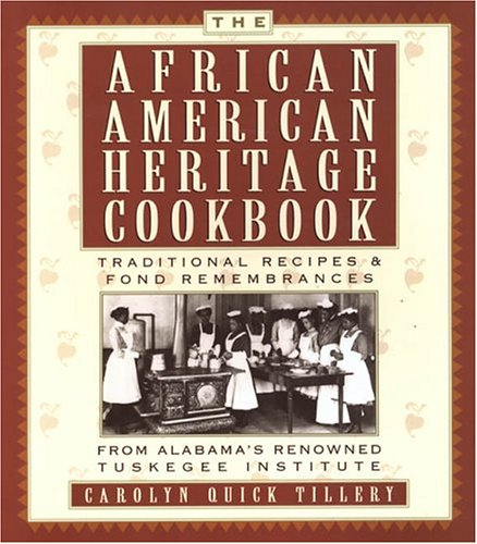 The African American Heritage Cookbook 9780806526775