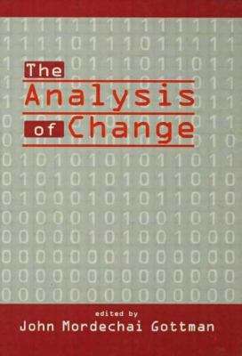 The Analysis of Change 9780805813579