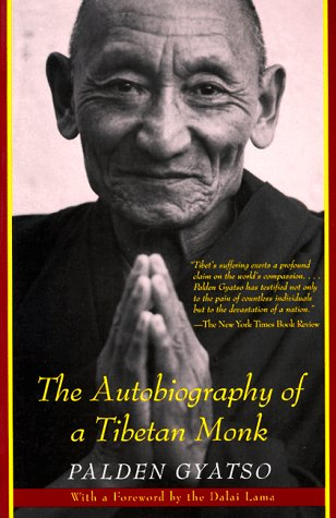 The Autobiography of a Tibetan Monk 9780802135742